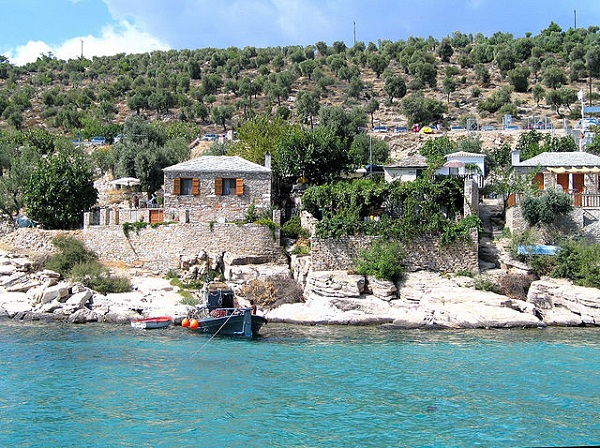 Tasos Grčka Leto Aranžmani Atrakcije Informacije O